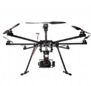 Drone de 8 helices Bestablecam - Udrone8 U1100 Octocopter Kit